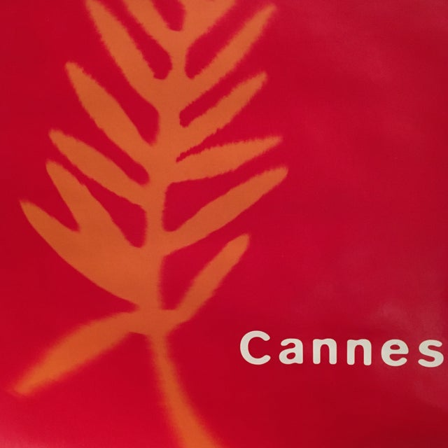 50th Cannes Film Festival Poster For Sale In New York - Image 6 of 7
