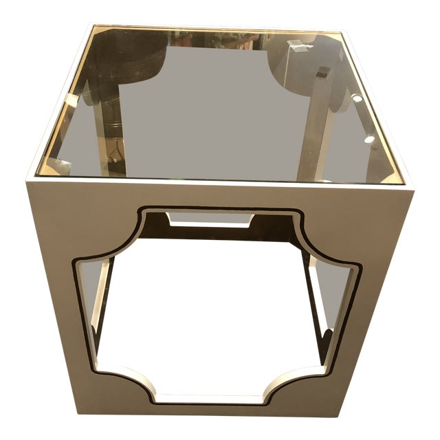 Contemporary Chelsea House Stendhal Accent Table For Sale