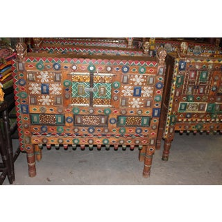 1920's Vintage Tribal Damchiya Sideboard Preview