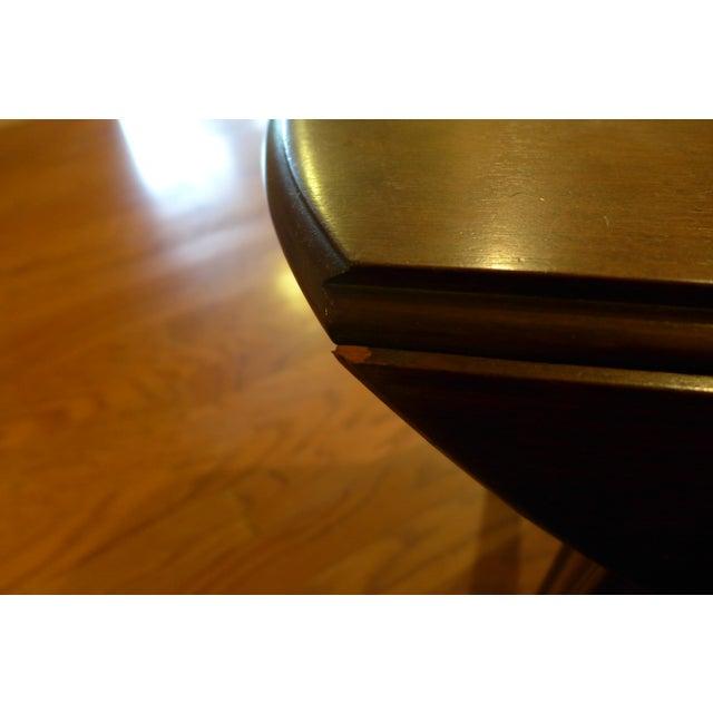 Kittinger English Oval Drop-Leaf Coffee Table - Image 8 of 8