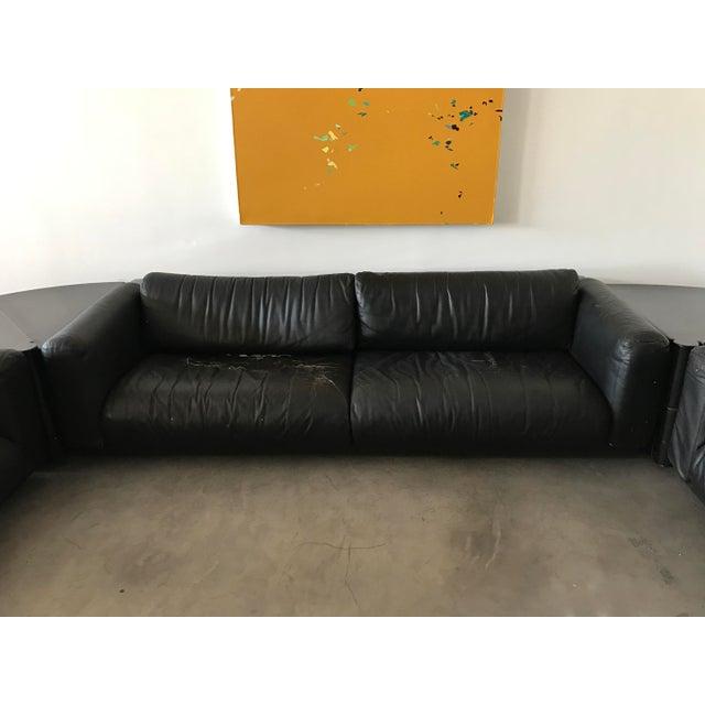 Cini Boeri For Gavina Knoll Gradual Sectional Sofa System - Set of 5 For Sale - Image 5 of 10