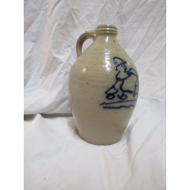 Beaumont Stoneware Blue Salt Glaze Jug - Image 2 of 5