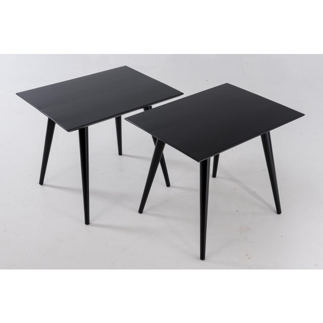 1960s Mid-Century Modern Paul McCobb for Winchendon Plannar Group Side Tables - a Pair For Sale - Image 13 of 13