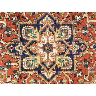 """Vintage Geometric Persian Style Rug-3'12'x6'2"""" Preview"""