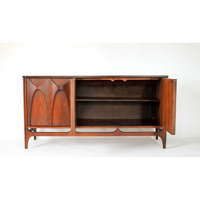 Broyhill Brasilia Credenza For Sale In Milwaukee - Image 6 of 11