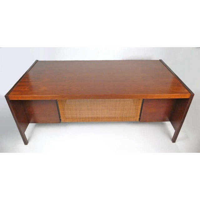 Edward Wormley for Dunbar Executive Desk - Image 5 of 5