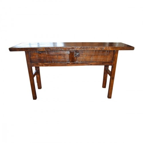 Antique Chinese Altar Table For Sale - Image 4 of 7