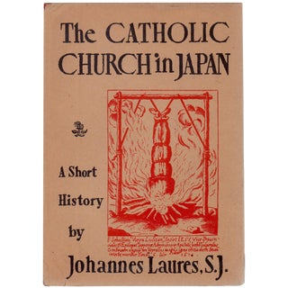 """The Catholic Church in Japan"" 1945 Book"