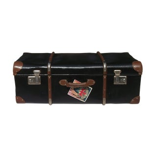 Vintage European Outer Rib Trunk For Sale
