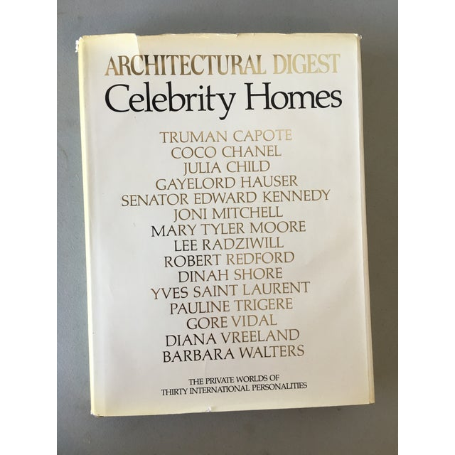 Architectural Digest Book: Celebrity Homes, 1st Ed - Image 2 of 8
