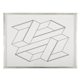 Josef Albers From Formulation: Articulation, 1972 Folio II / Folder 21 For Sale