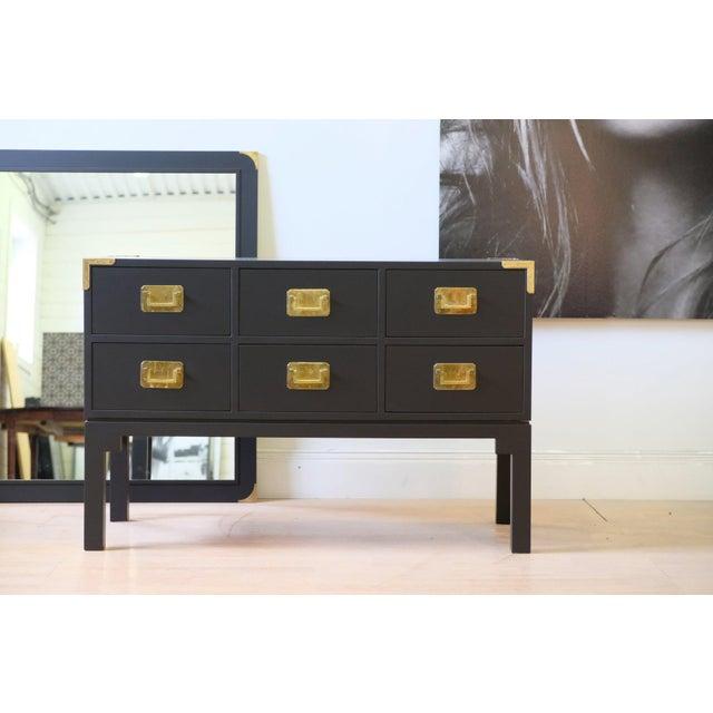 1960s NK DaVinci Collection Classic Bureau For Sale - Image 4 of 4