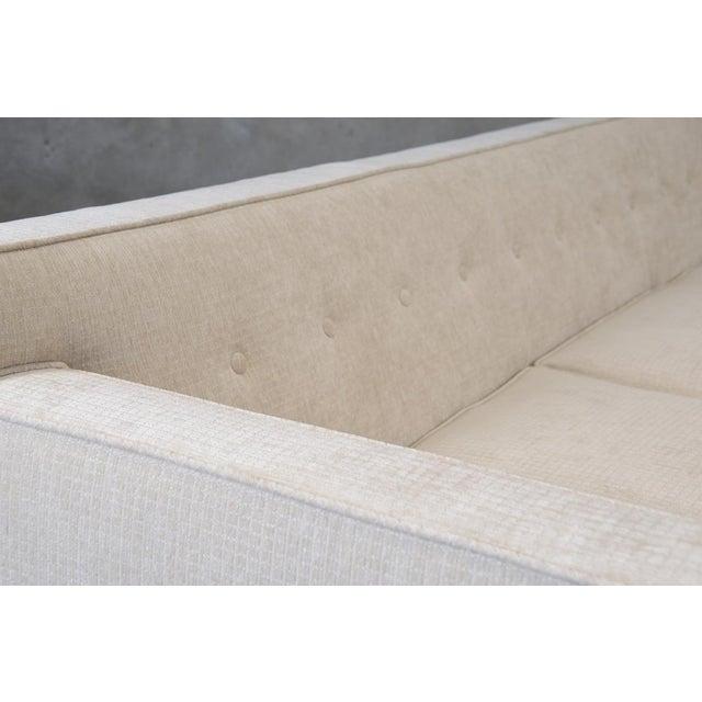 Roger Sprunger for Dunbar Bracket Back Sofa - Image 4 of 9