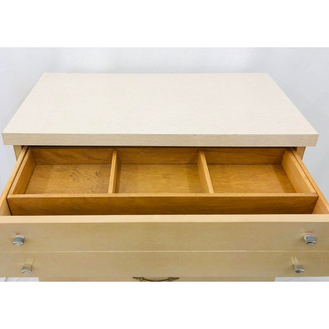 Vintage Mid Century Dresser Chest by Harmony House For Sale - Image 9 of 10