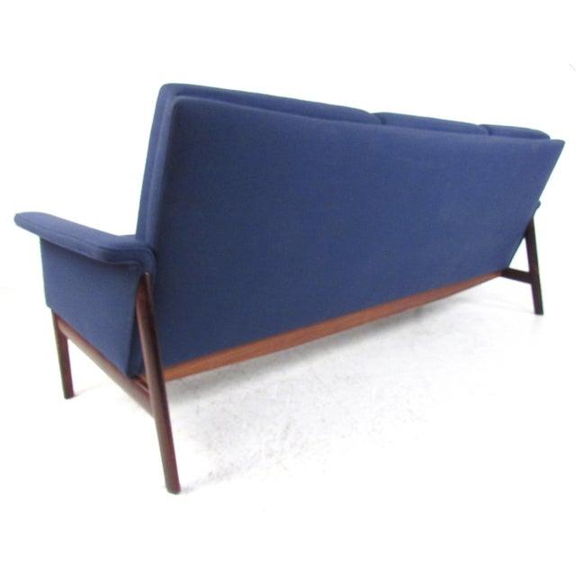 1960s Vintage Danish Sofa by Finn Juhl for France & Son For Sale - Image 5 of 12