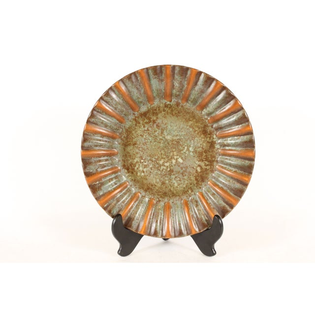 Michael Andersen & Son Mid-Century Fluted Pottery - Image 2 of 3