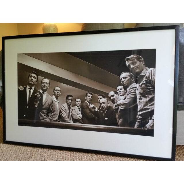 """Sid Avery Photograph - """"Rat Pack"""" Ocean's Eleven - Image 3 of 4"""