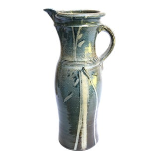 Mick Casson Ceramic Jug For Sale