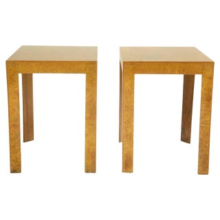 Italian Modern End Tables in the Style of Gio Ponti For Sale