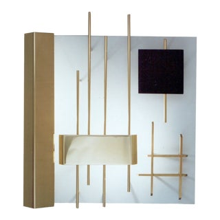 Gio Ponti for Lumi Wall Sconce, Model 575 For Sale