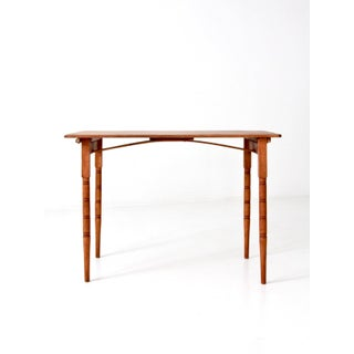 Antique Wooden Folding Table Preview