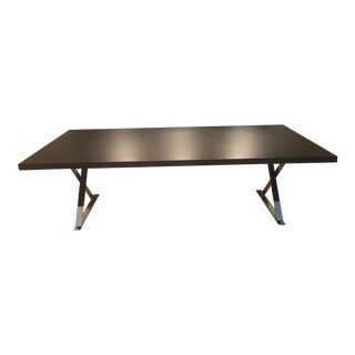 "B & B Italia ""Max"" Dining Room Table"