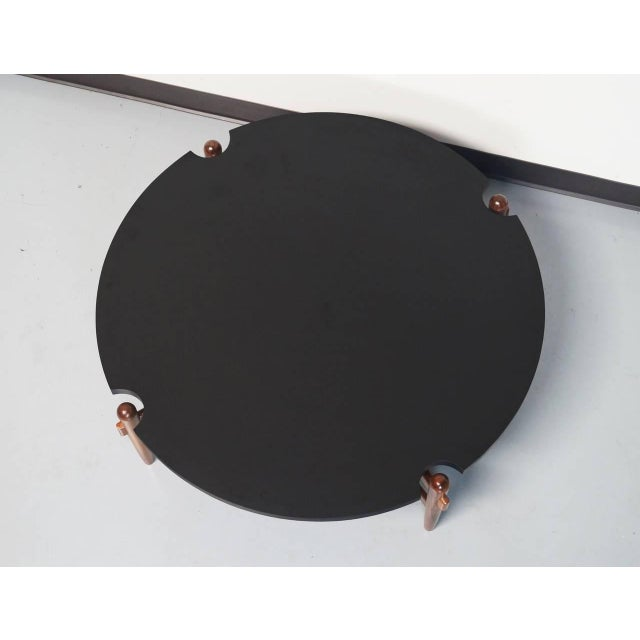 1950s Cut-Out Coffee Table Attributed to Greta Grossman For Sale - Image 5 of 7