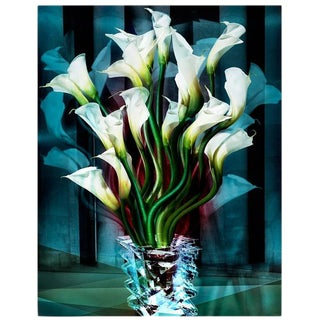 Angelika Buettner, Calla Lilies, 2005 - (limited edition) For Sale