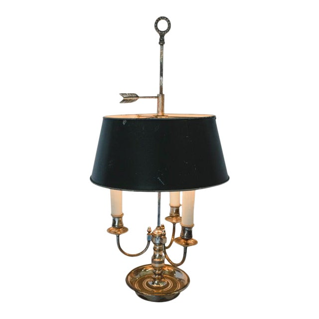 French Bouilotte Lamp For Sale