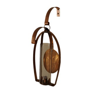 Fredericksburg Candle Holder Sconce For Sale