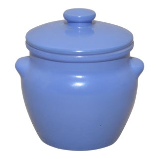Dutchess Cheese Glass Jar With Lid For Sale
