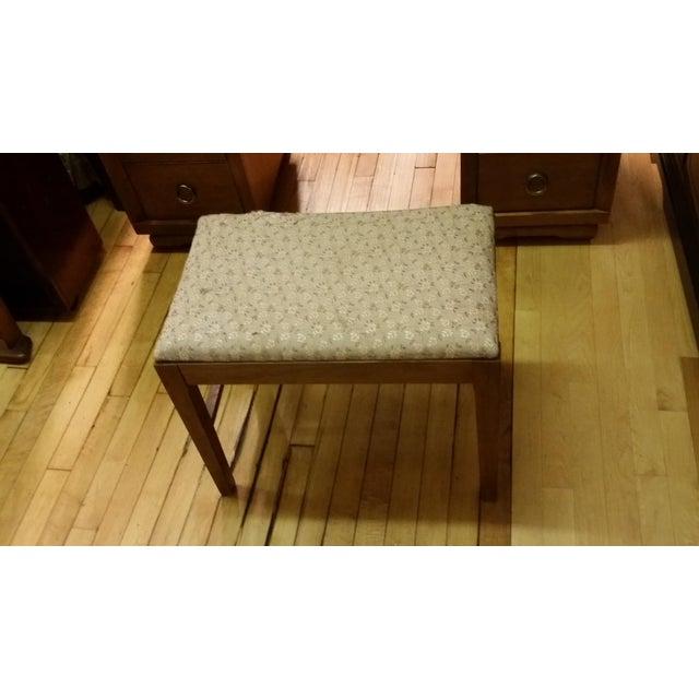 Kent Coffey Dreamette Vanity Dresser & Bench - Image 5 of 10
