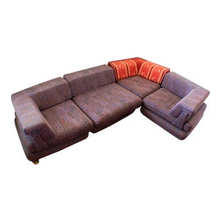 Mah Jong Modular Sectional Sofa by Roche Bobois, 12 Pieces For Sale