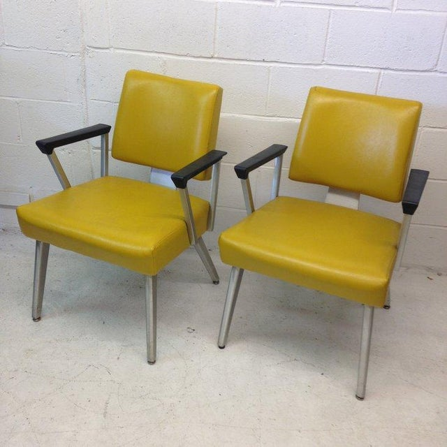 Pair of Vintage Retro Good Form Chairs - Image 4 of 6
