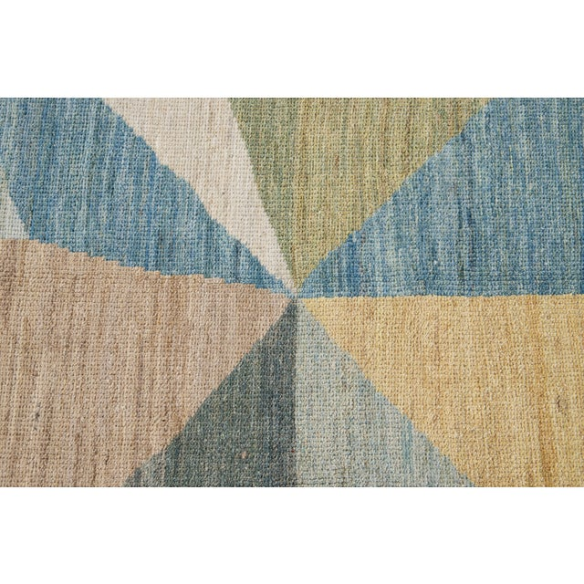Early 21st Century 21st Century Modern Deco Wool Rug For Sale - Image 5 of 11