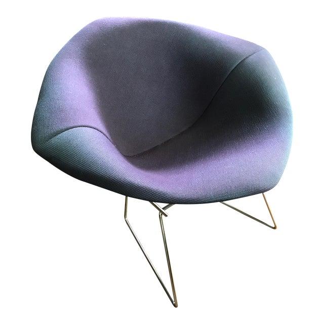 Bertoia Knoll Mid-Century Modern Chrome Diamond Chair - Image 1 of 9