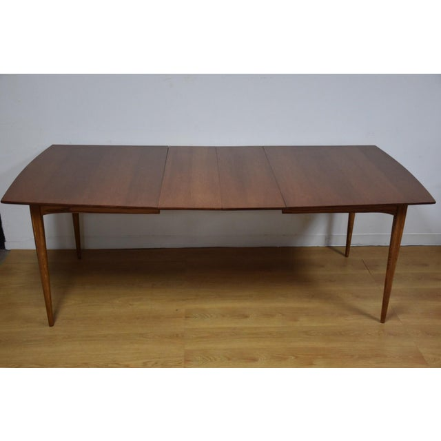 Mid-Century Modern Dining Table - Image 2 of 11