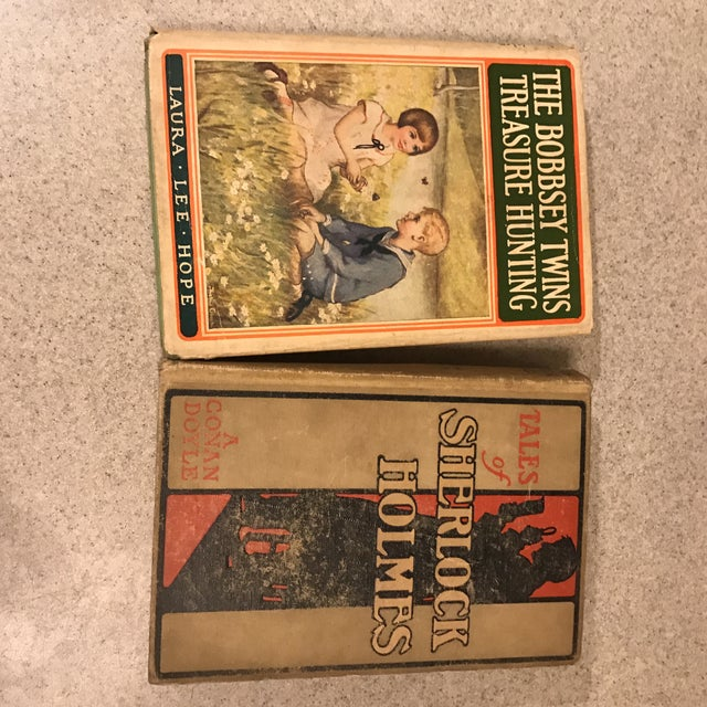 Green Decorative Assorted Books - Set of 6 For Sale - Image 8 of 11