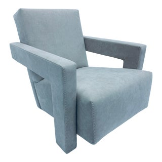 "Gerrit Rietveld ""Utrecht"" Lounge Chair for Cassina For Sale"