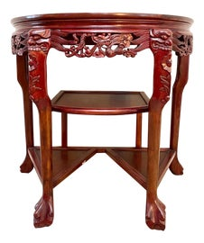 Image of Asian Demi-lune Tables