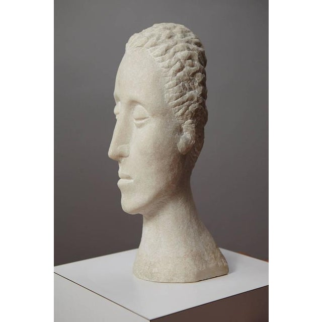 Modern Dolores Singer, Head II, 1993 For Sale - Image 3 of 11