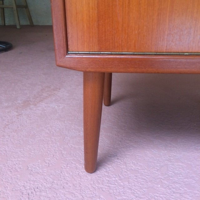 Mid-Century Teak Nightstands by Falster - Image 7 of 10