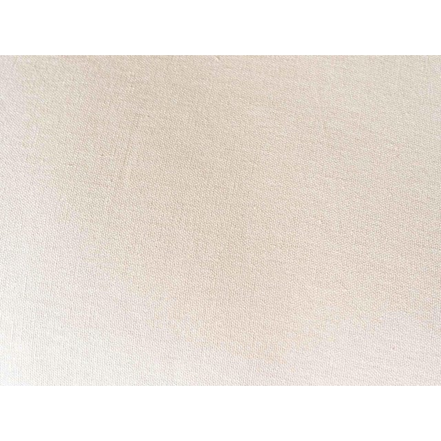 EJ Victor EJ Victor Upholstered Linen Cleary Sofa For Sale - Image 4 of 6