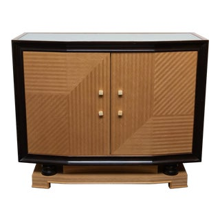 Hollywood Regency Media Console