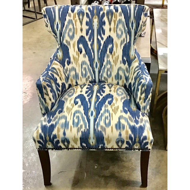 2010s Fairfield Chair Austin Wingback For Sale - Image 5 of 5