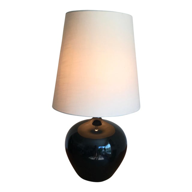 Monumental Mid Century Lamp For Sale