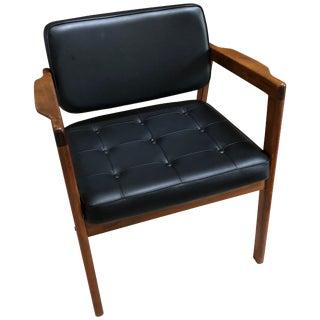 Smart Niels Eilersen Danish Modern Mid-Century Modern Armchair For Sale