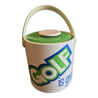 Golf Ice Bucket For Sale