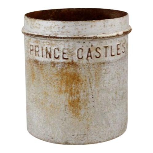 Circa 1930 Prince Castles Ice Cream Bucket For Sale