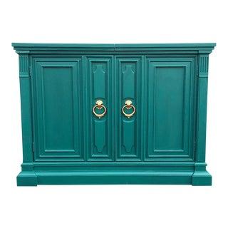 1960s Vintage Drexel Cabinet For Sale